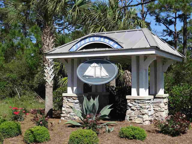 Lot 1 Schooner + Boat Slip U Lane #0, Panacea, FL 32346 (MLS #329540) :: Danielle Andrews Real Estate