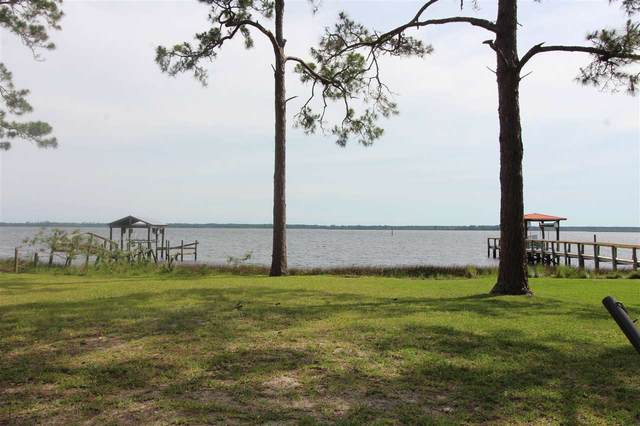 134 River Drive -, Ochlockonee Bay, FL 32346 (MLS #329853) :: Danielle Andrews Real Estate