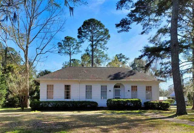 437 SW Macon Street, Madison, FL 32340 (MLS #330012) :: Team Goldband
