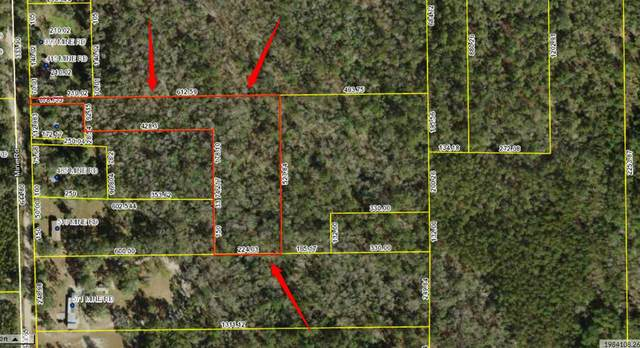 Mine Road, Midway, FL 32343 (MLS #330021) :: Danielle Andrews Real Estate