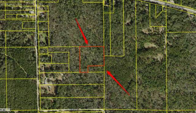 0 Mine Rd Road, Midway, FL 32343 (MLS #330022) :: Danielle Andrews Real Estate