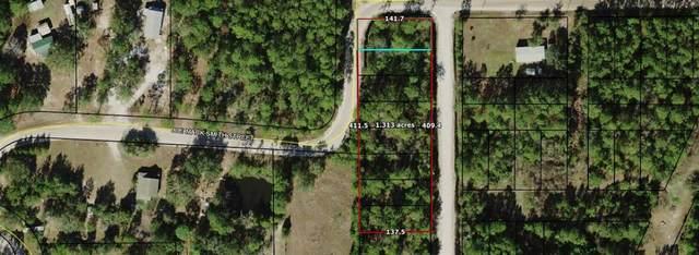 8 lots Eighth Street, Panacea, FL 32346 (MLS #330073) :: Danielle Andrews Real Estate
