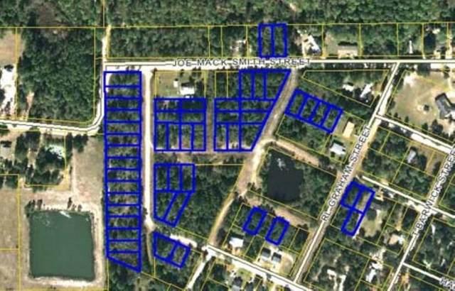 52 lots Eighth Street, Panacea, FL 32346 (MLS #330075) :: Danielle Andrews Real Estate