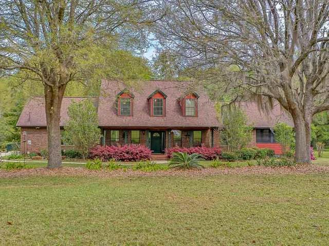 5283 Trout Trail, Tallahassee, FL 32311 (MLS #330184) :: Team Goldband