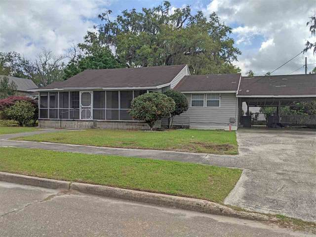 641 SW Horry Avenue, Madison, FL 32340 (MLS #330192) :: Team Goldband