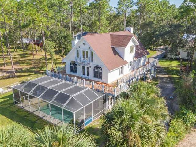 249 Rio Vista Drive, Sopchoppy, FL 32358 (MLS #330423) :: Team Goldband