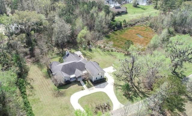 7547 Broadview Farms Lane, Tallahassee, FL 32309 (MLS #330449) :: Team Goldband
