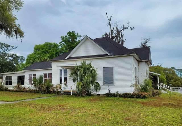 375 NE Marion Street, Madison, FL 32340 (MLS #330505) :: Danielle Andrews Real Estate