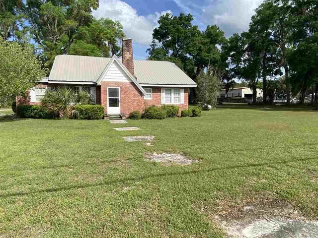 122 SE Mill St, Mayo, FL 32066 (MLS #330524) :: Team Goldband