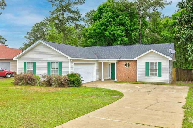 900 Rustling Pines Boulevard, Midway, FL 32343 (MLS #330568) :: Danielle Andrews Real Estate
