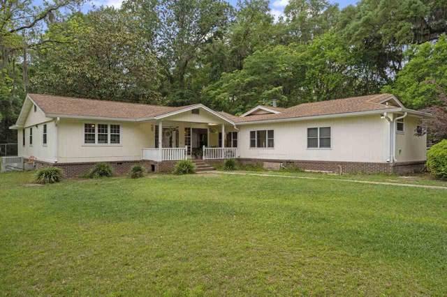 1925 Longview Drive, Tallahassee, FL 32303 (MLS #330680) :: Team Goldband