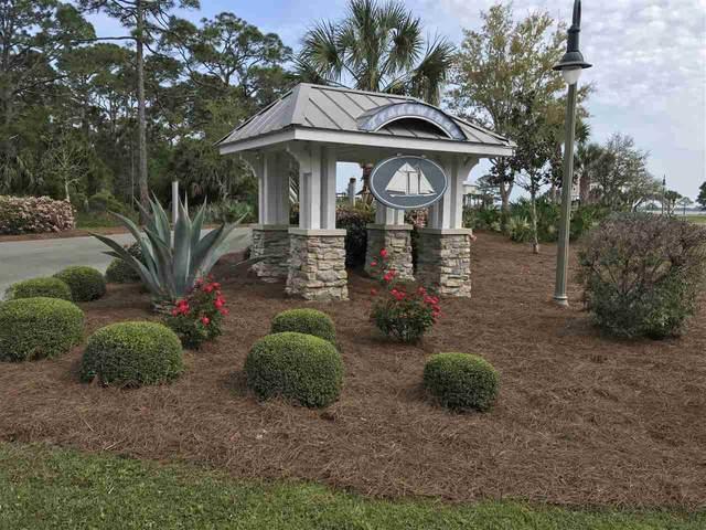 Lot 18 Topsail Way, Panacea, FL 32346 (MLS #330911) :: Danielle Andrews Real Estate