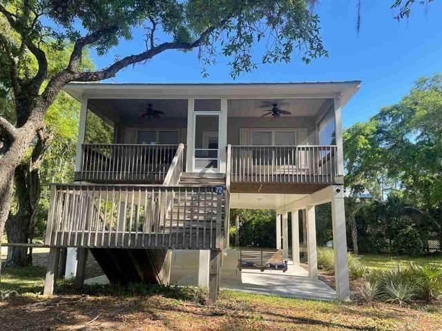 70 Driftwood Drive, Panacea, FL 32346 (MLS #330963) :: Team Goldband