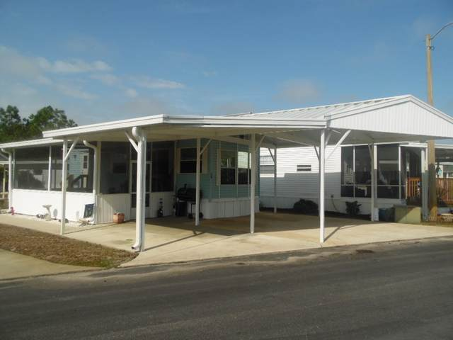 1219 Thomas Drive #26, Other Florida, FL 32408 (MLS #330993) :: Team Goldband