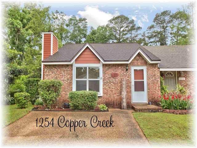 1254 Copper Creek, Tallahassee, FL 32311 (MLS #331032) :: Team Goldband