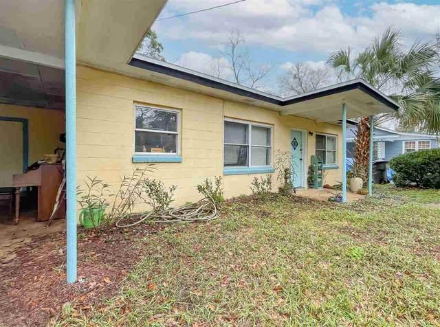 1418 Elberta Drive, Tallahassee, FL 32304 (MLS #331052) :: Team Goldband