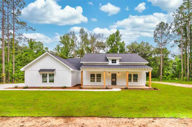 Lot 18 Crooked Creek Lane, Monticello, FL 32344 (MLS #331215) :: Danielle Andrews Real Estate