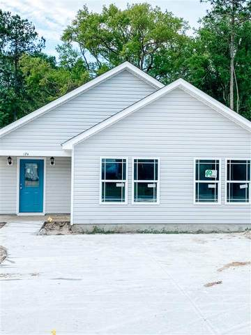 174 John Mills Circle, Sopchoppy, FL 32358 (MLS #331273) :: Team Goldband