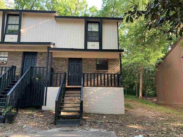 1593 Kay Avenue, Tallahassee, FL 32301 (MLS #331537) :: Danielle Andrews Real Estate