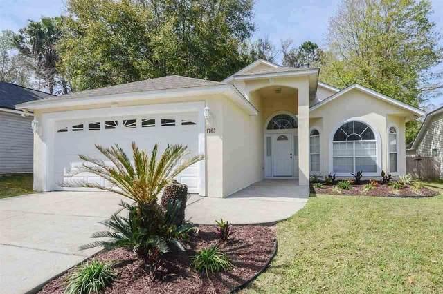 1763 Newman Lane, Tallahassee, FL 32312 (MLS #331601) :: Team Goldband