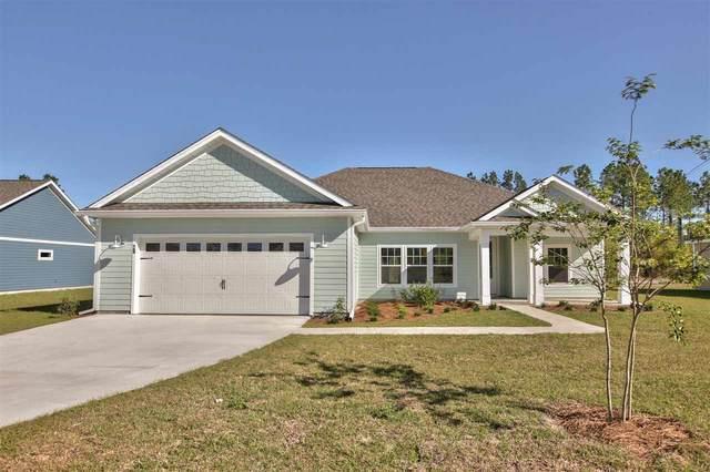 32 Stillmont Drive, Crawfordville, FL 32327 (MLS #331621) :: Team Goldband