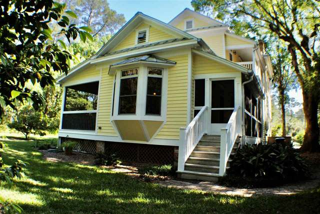 104 Rose Street, Sopchoppy, FL 32358 (MLS #331689) :: Danielle Andrews Real Estate