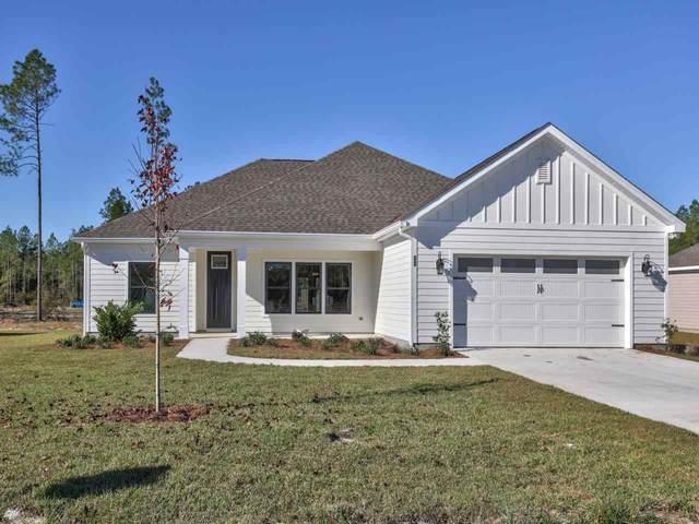 39 Stillmont Drive, Crawfordville, FL 32327 (MLS #331716) :: Team Goldband