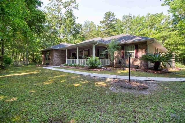 402 River Plantation Road, Crawfordville, FL 32327 (MLS #331737) :: Danielle Andrews Real Estate