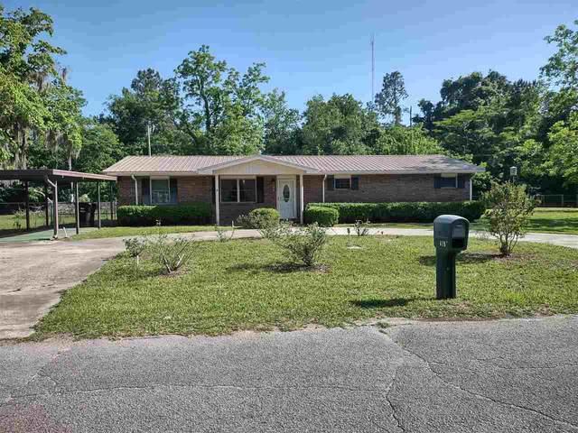 419 E Elm St, Perry, FL 32347 (MLS #331748) :: Team Goldband