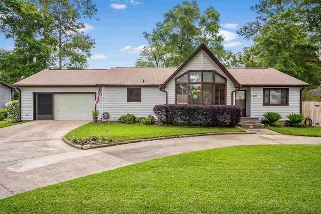 421 Collinsford Road, Tallahassee, FL 32301 (MLS #331807) :: Danielle Andrews Real Estate