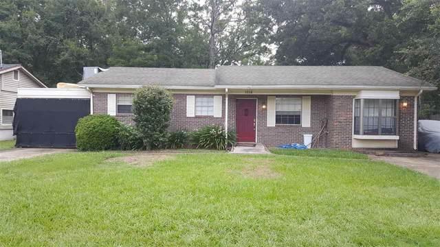 1614 Eisenhower Street, Tallahassee, FL 32310 (MLS #331812) :: Danielle Andrews Real Estate