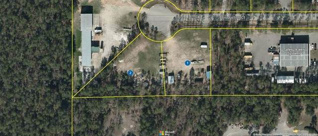 4434 Production Court, Tallahassee, FL 32310 (MLS #331818) :: Team Goldband