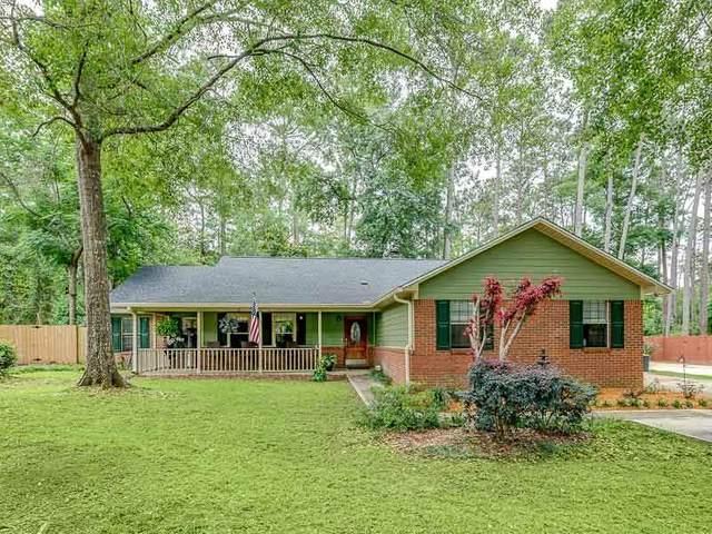 9524 Buck Haven Trail, Tallahassee, FL 32312 (MLS #331919) :: Danielle Andrews Real Estate