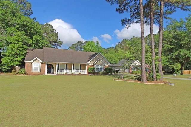 39 Nuthatch Trail, Crawfordville, FL 32327 (MLS #331960) :: Team Goldband