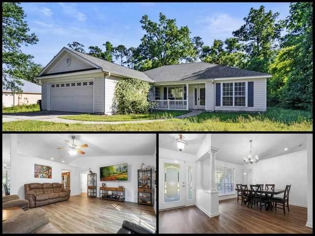 105 Duncan Drive, Crawfordville, FL 32327 (MLS #332028) :: Danielle Andrews Real Estate