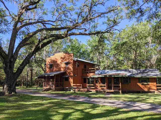 000 Walker Springs Road, Lamont, FL 32336 (MLS #332044) :: Team Goldband