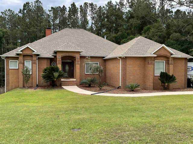 311 Thornberg Drive, Tallahassee, FL 32312 (MLS #332056) :: Team Goldband