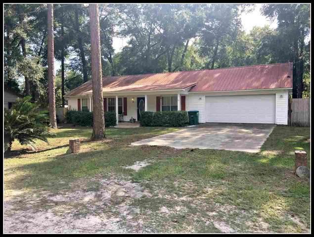 66 Ej Stringer Road, Crawfordville, FL 32327 (MLS #332057) :: Team Goldband