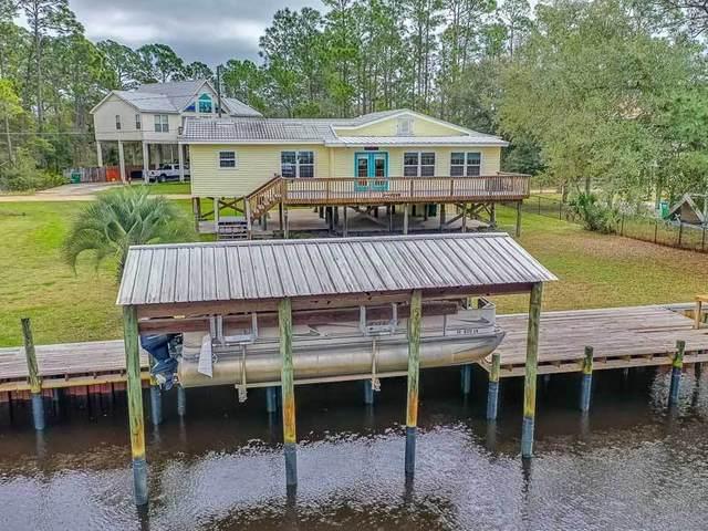 15 Shoreline Drive, Ochlockonee Bay, FL 32346 (MLS #332083) :: Team Goldband