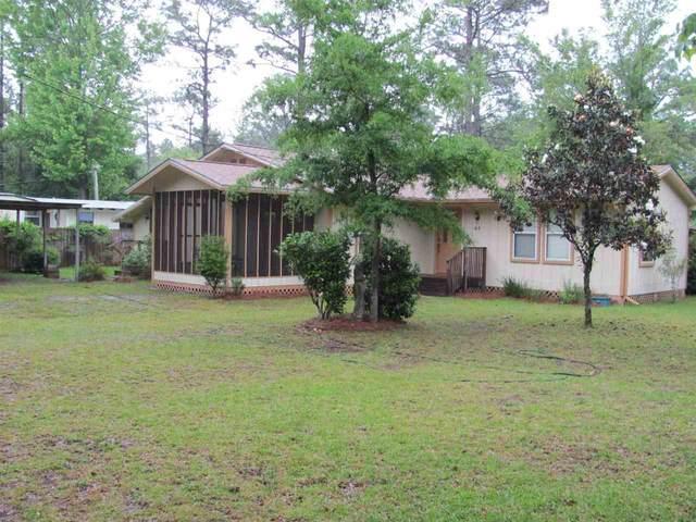44 Tram Circle, Sopchoppy, FL 32358 (MLS #332087) :: Danielle Andrews Real Estate