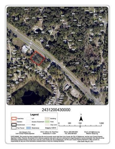 xxx N Monroe Street, Tallahassee, FL 32303 (MLS #332097) :: Danielle Andrews Real Estate