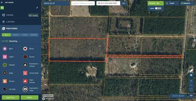Vacant NE Beulah Church Road, Lee, FL 32059 (MLS #332126) :: Danielle Andrews Real Estate