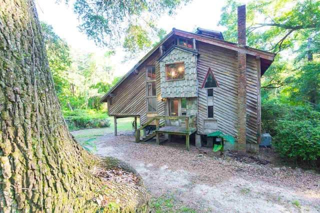 492 Silver Lake Road, Monticello, FL 32344 (MLS #332177) :: Danielle Andrews Real Estate