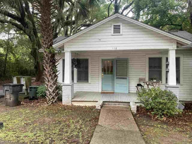 118 W 8Th Avenue 1-6, Tallahassee, FL 32303 (MLS #332219) :: Team Goldband