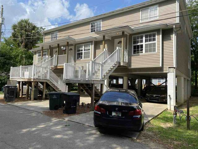 2401 Jackson Bluff Road #5, Tallahassee, FL 32304 (MLS #332228) :: Team Goldband