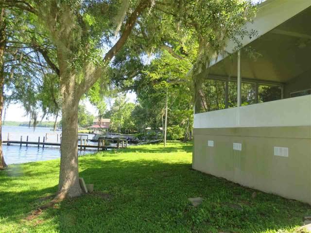 98 Little Cove Road, Quincy, FL 32351 (MLS #332251) :: Danielle Andrews Real Estate