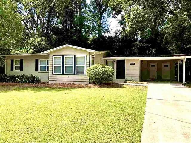 1725 Belvedere Street, Tallahassee, FL 32308 (MLS #332257) :: Danielle Andrews Real Estate