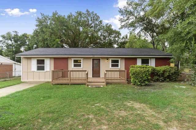 221 Dupont Avenue, Quincy, FL 32351 (MLS #332262) :: Danielle Andrews Real Estate