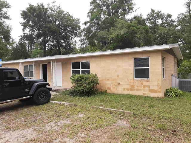 2947 Crawfordville Highway, Crawfordville, FL 32327 (MLS #332274) :: Danielle Andrews Real Estate