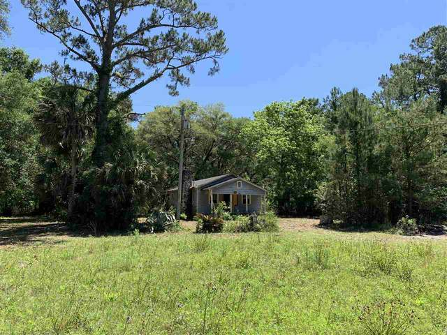 105 Mt. Pleasant Lane, Crawfordville, FL 32327 (MLS #332279) :: Danielle Andrews Real Estate